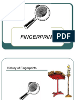 Fingerprinting Presentation