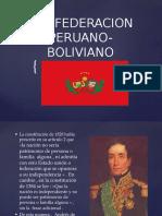 Confederacion Peruano Boliviano