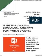 18 Presentacion Powerpoint
