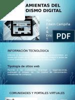 Herramientas Del Periodismo Digital