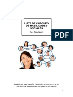 Habilidades Sociales Goldstein Completo