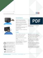 Fleck 2850s Spec Sheet