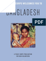 Peace Corps Bangladesh Welcome Book  |  October 2005