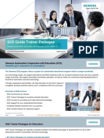 SCE Guide Trainer Pakete en Without Prices