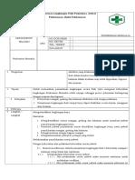 8.5.1.1 SOP Pemantauan Lingkungan Fisik Puskesmas, Jadwal Pelaksanaan, Bukti Pelaksanaan - Copy.docx