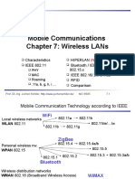 C07 Wireless LANs