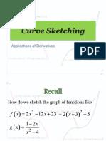 Curve Sketch