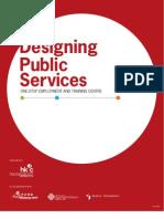 Diseñando Servicios Públicos