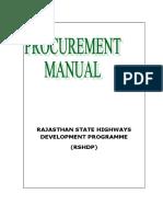 Wb Rshdp Proc Manual 13 May 2016