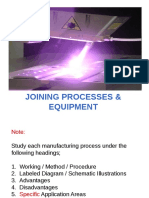 Joining Processes & Equipment