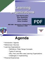 Learning Organizations(FINAL)