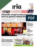 023. Geuria aldizkaria - 2016 azaroa