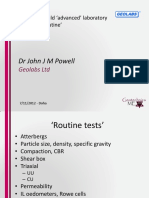When or should 'advanced' laboratory  testing be 'routine'