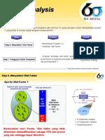 4. Analysis (Six Sigma Materi)