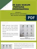 Tugas Ppt Bab 4. Termo- Kalor Dan Hukum Pertama Termodinamika