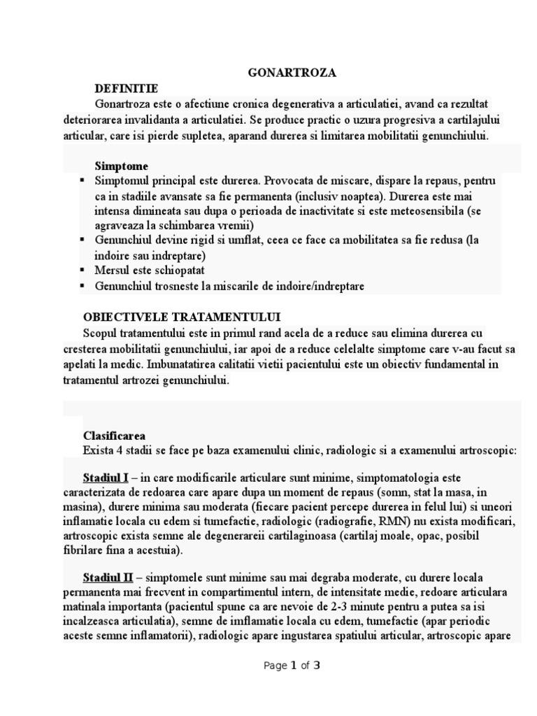tratament articular falcon setări de tratament articular