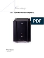 m28 Power Amp