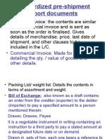 IFT - Export Documentation 1