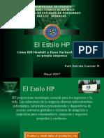 El Estilo HP Definitivo