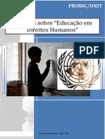 Cartilha Educação e DH 2