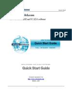 Advantech Webaccess Quick Start Guide En