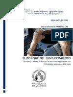 Micro Informe Envejecimiento