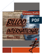 Billoo Profile IMT