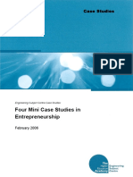 4 Mini Case Studies ED