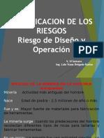 Clasificacion de Riesgos en Mineria Diseno Operacion