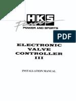EVC Manual