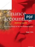 The Finance and Accounting Desktop Guide