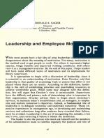 Sager Leadership