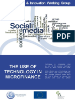 The Use of Technology in Microfinance