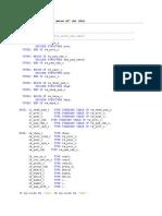ABAP Code - Zsd Sminv Pad Check