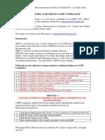 Case Histories_Failurein CGMP Compliance