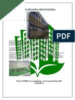 Energy Resource Institute