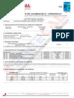 2 - Certificado de Calibracao Micropipeta Engecal - Pag 74