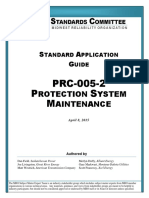 PRC-005-2 Standard Application Guide