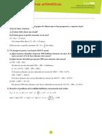 Tema 3- Problemas Aritmeticos