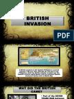 British Invasion Report