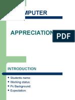 Computer Appreciation 121008055124 Phpapp02