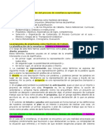 Resumen Didactica Unidad 3 y 4