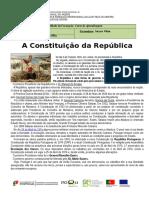 5- A Constituição - Contextualização