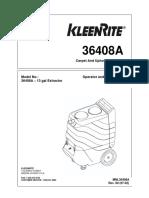 KleenRite Edge 100-3