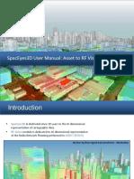 SpacEyes3D RF Vision Manual Asset Teoco v1.4