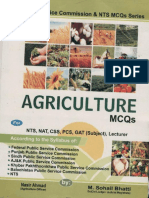 Agriclture MCQS
