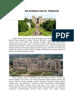 Bangunan Sejarah Kastil Windsor