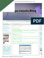 Aditya Janata Blog_ Tutorial Membuat Website Input Output dengan Dreamweaver + XAMPP