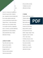 Chuva de Poesias
