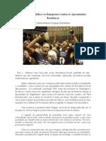 As Elites e os Banqueiros Contra os Aposentados Brasileiros
